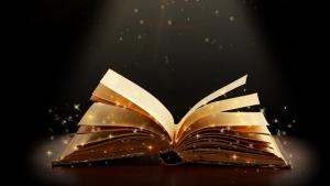 magical book
